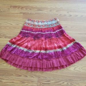 Free people skirt XS